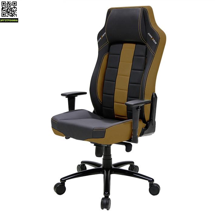 Офисное компьютерное кресло DxRacer, Classic series Model CBJ120DXRacer Classic (C-серия)<br>Эта серия создана для тех, кому по тем или иным причинам не подходит дизайн кресел в стиле сидения гоночного автомобиля. У кого-то подобный внешний вид не сочетается с дизайном помещения, а кто-то просто предпочитает классический дизайн. Кресла серии C объединяют в себе технические преимущества DXRacer и классику оформления привычных офисных кресел.<br>