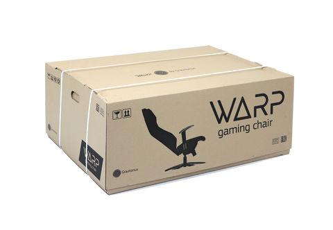 Эргономическое геймерское кресло WARP Z