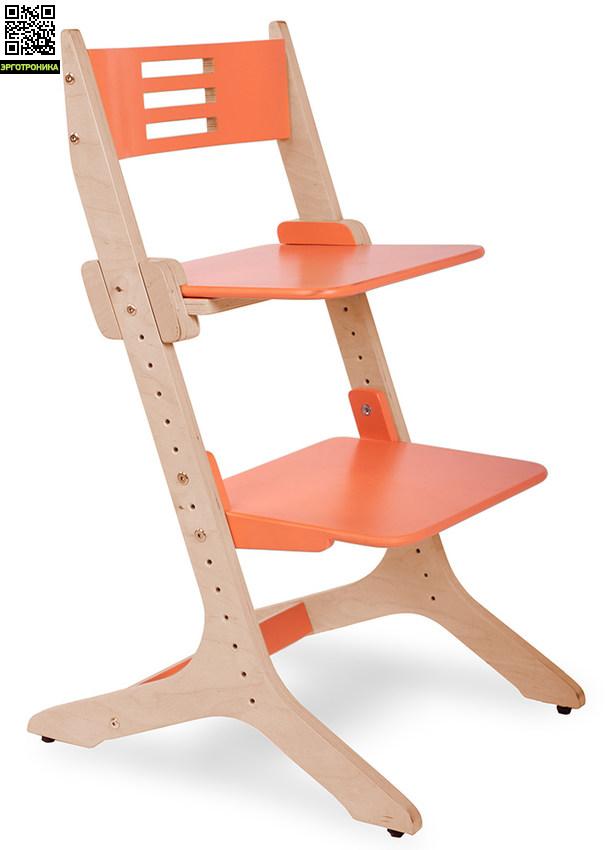 Растущее кресло без вращения Student Koergo