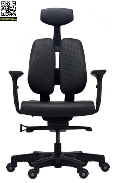 Ортопедическое кресло DuoRest 2.0  Кресло DuoRest 2.0 черное