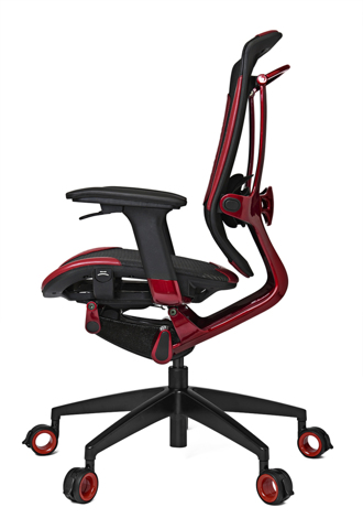 Сетчатое киберспортивное кресло Vertagear Triigger 350 Special Red Edition