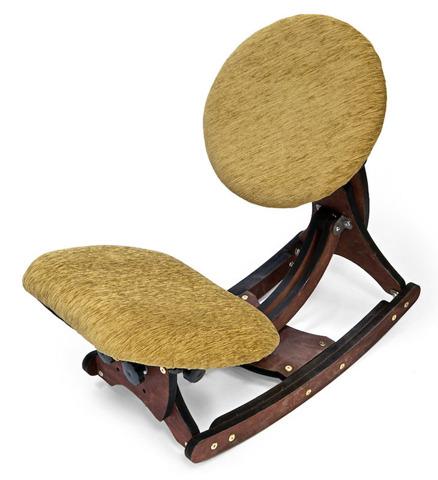 Авторский динамический стул Smartstool