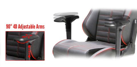 Кресло натуральная кожа DXRacer Iron серии, Model IS188