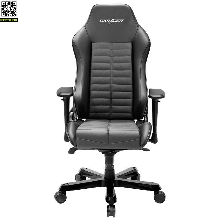 Кресло натуральная кожа DXRacer Iron серии, Model IS188/NRDXRacer Iron (I-серия)<br><br>