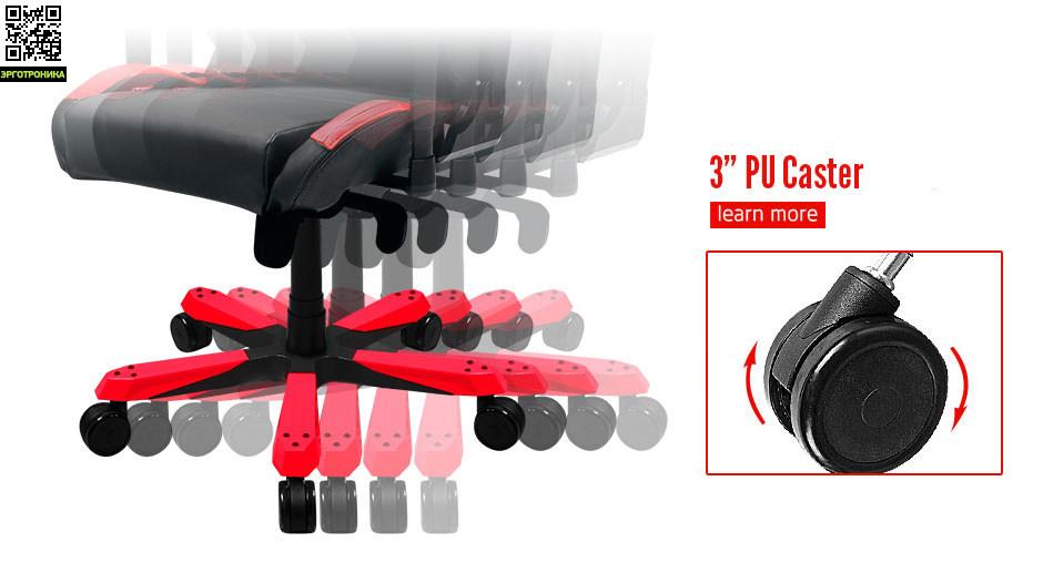 Компьютерное кресло Iron series DXRacer, Model IS11DXRacer Iron (I-серия)<br>Серии Iron от DXRacer предлагают исключительную поддержку всему вашему телу,  в тоже время сохраняя вдохновление дизайна от гладкого сиденья гоночного автомобиля.<br>Серии Iron располагаются где-то между Drifting серией и King серией по размерам. Форма сиденья берет вдохновлениеиз серий Drifting, но выполнен более стильно.<br>