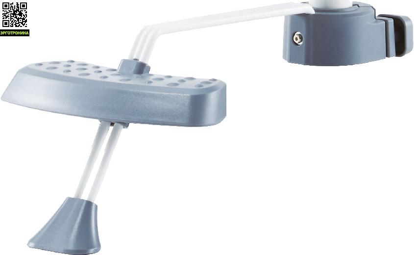 Подставка для ног детская выносная к креслу DUOАксессуары и комплектующие к креслам<br>Подставка для ног предназначена к креслам TCT Nanotec Duo.<br>