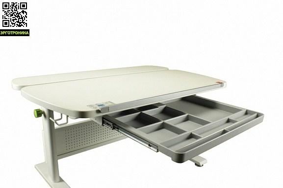 Стол Kids Master K5-Unique Desk c выдвижной полкой