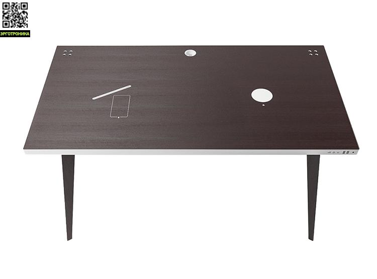 Умный стол Tabula SenseФункциональные рабочие столы<br>В двух словах Tabula Sense - дизайнерская мебель нового поколения.Технологии которые использует этот стол вскоре войдут в наш повседневный быт, так чего тянуть, - смело приобретайте его уже сегодня и ни в чем себе не отказывайте!<br>
