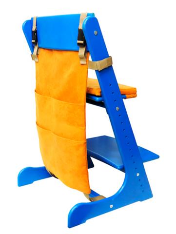 Карман для игрушек к стулу Конек Горбунек