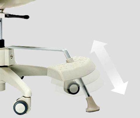 Cетчатое кресло для школьников Duokids Rabbit Mesh