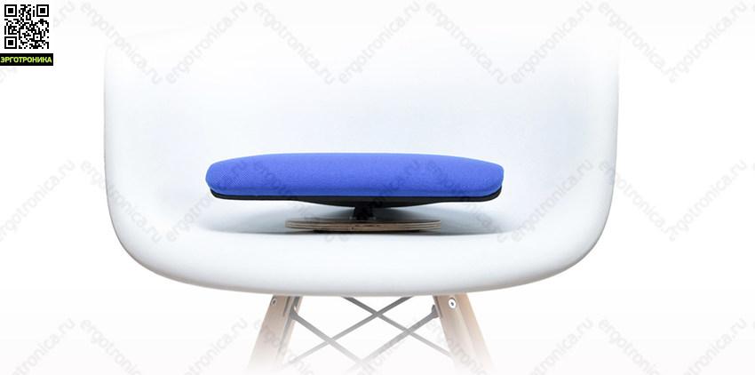 Сиденье-тренажер МиниДетские динамичные кресла<br>Динамичное сиденье - тренажер. <br>Формируя правильную осанку, снимает негативное влияние на позвоночник при сидячей работе.<br>Избавляет от ряда заболеваний или смягчает их воздействие.<br>