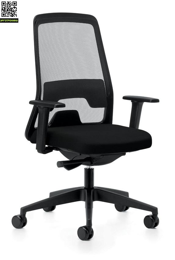 Офисное кресло для сотрудников EveryЭргономичные кресла<br>Кресло Every — это сочетание дизайна и функциональности. <br><br>Благодаря механизму Autolift-Synchronous кресло подойдет абсолютно каждому.<br>