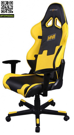 Игровое кресло DxRacer, Racing Series OH/RE21 NAVI Edition
