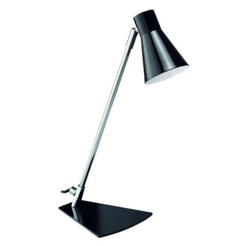 Настольный светильник Хром металл
