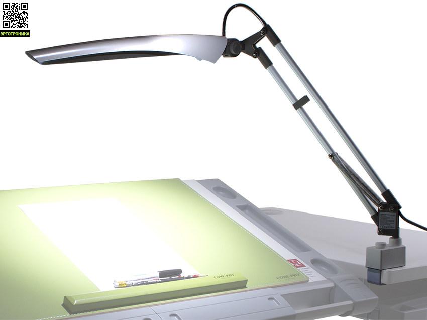 Лампа светодиодная Comf-Pro DL-1012Настольный свет<br><br>