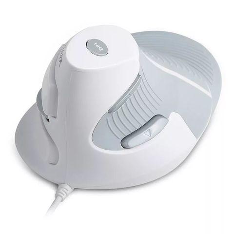 Эргономичная мышь DeLux P (проводная)