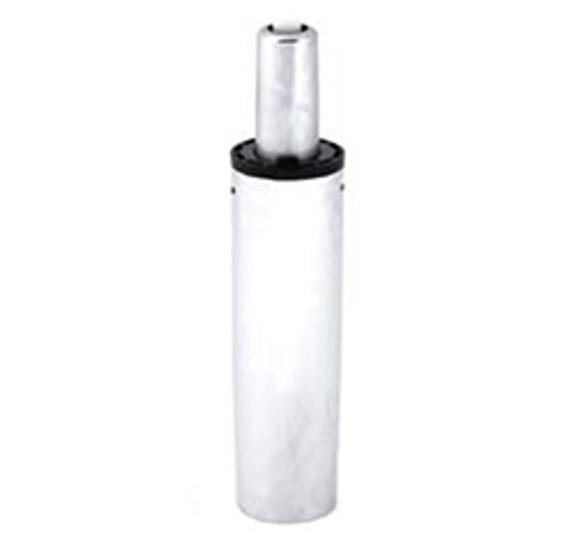 Газ-лифт (газ-патрон) укороченный хром nnz-A-60  no