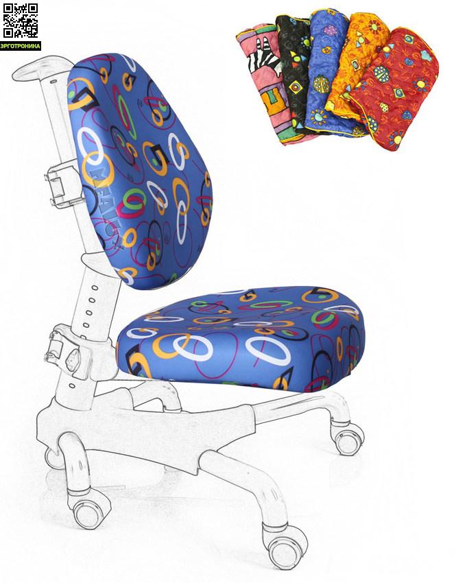 Чехол для детских кресел Y-517 / Y-718Аксессуары и комплектующие к креслам<br>Чехол в ассортименте для кресел Champion  Y-718 и Nobel Y-517.<br>