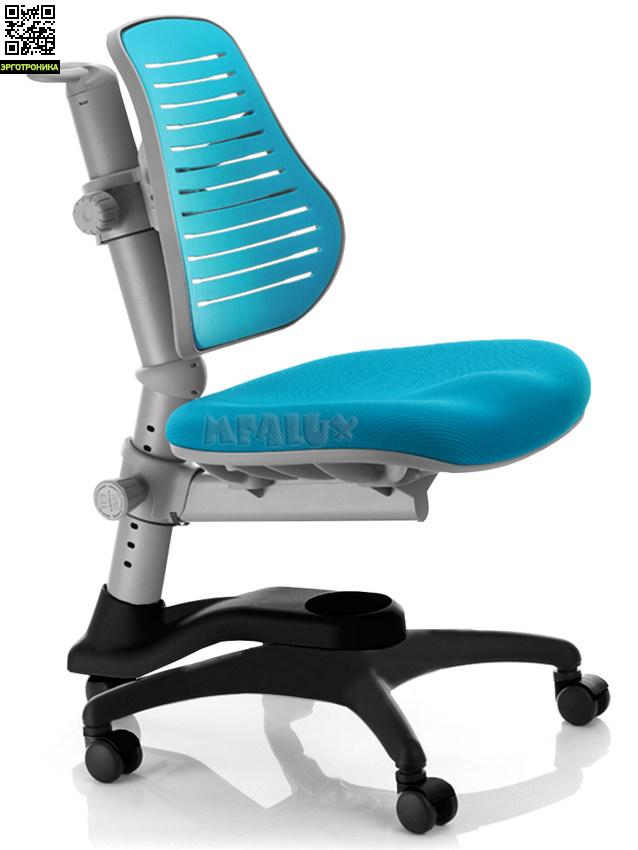 Детское кресло Comf-Pro Oxford C3Детские кресла<br>Гибкая пластиковая спинка<br>Регулировка высоты и глубины сиденья и спинки<br>Надежность и простота<br>обеспечение правильной посадки для ребенка от 5 лет<br>