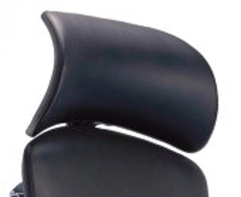 Подголовник кожаный широкий для кресла Contessa