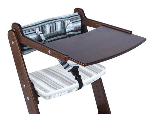Столик для стула Конек Горбунек Орех полосатик