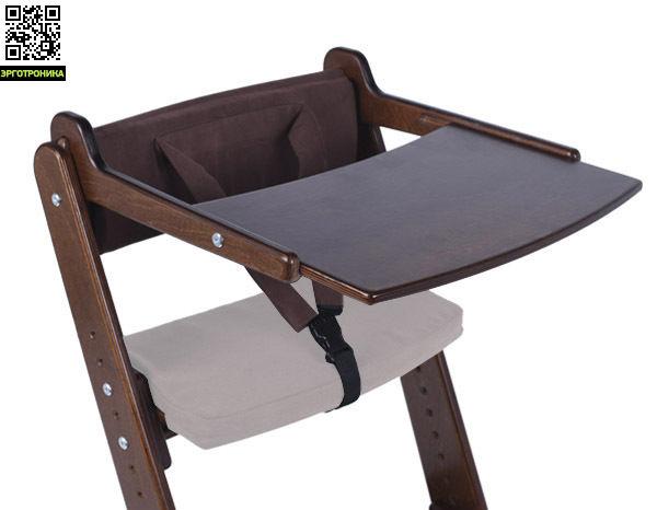 Столик для стула Конек Горбунек Орех шоколад