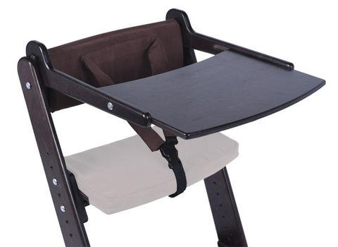 Столик для стула Конек Горбунек Венге шоколад