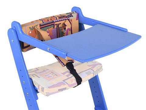 Столик для стула Конек Горбунек Синий кубик