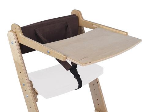 Столик для стула Конек Горбунек Береза шоколад