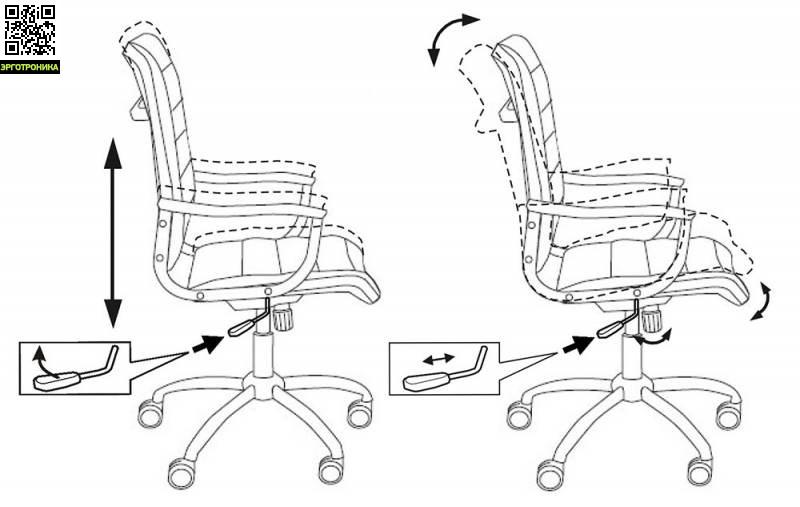Кресло Руководителя CH-994