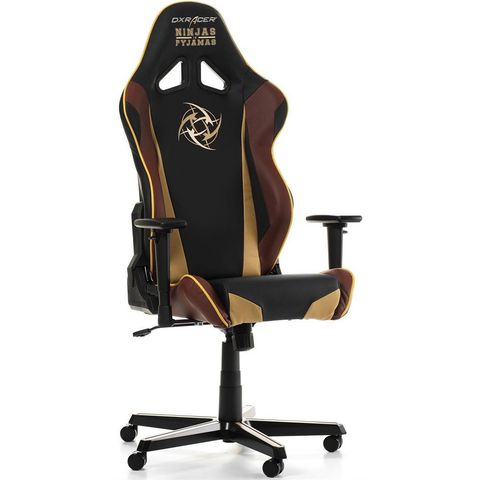 Игровое кресло DXRacer Racing Series, Model RE126/NCC/NIP