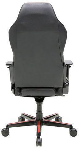 Игровое кресло из натуральной перфорированной кожи DXRacer Drifting Series, Model DJ188