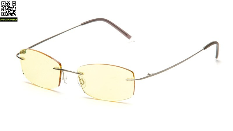 Компьютерные очки SPG Titanium Series, Model AF002Очки для работы за комьютером<br><br>