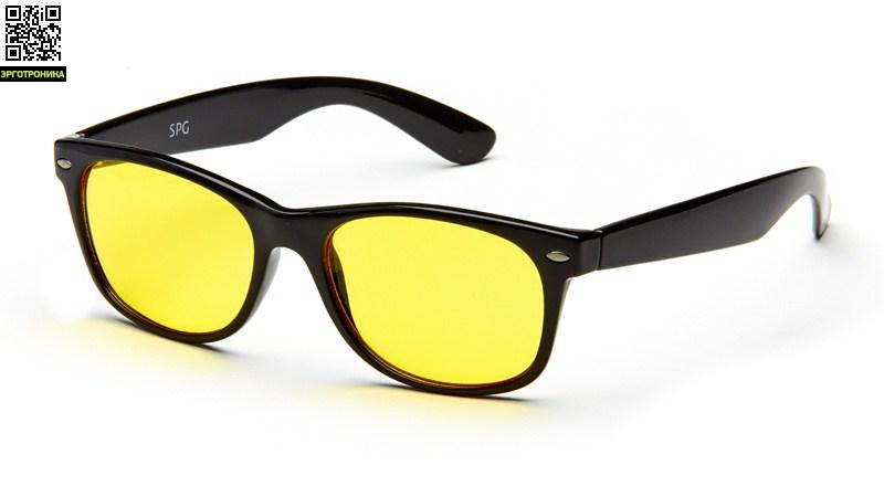 Очки для вождения SPG Luxury Series, Model AD021Очки для вождения<br><br>