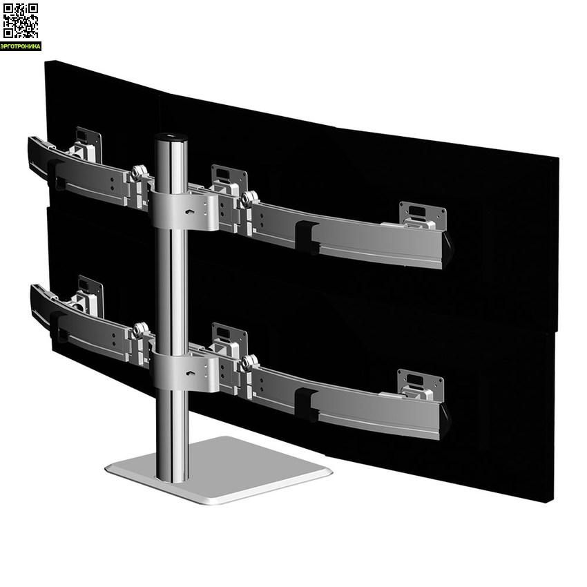 Кронштейн для 6-и LCD/LED мониторов ProSolution-D40
