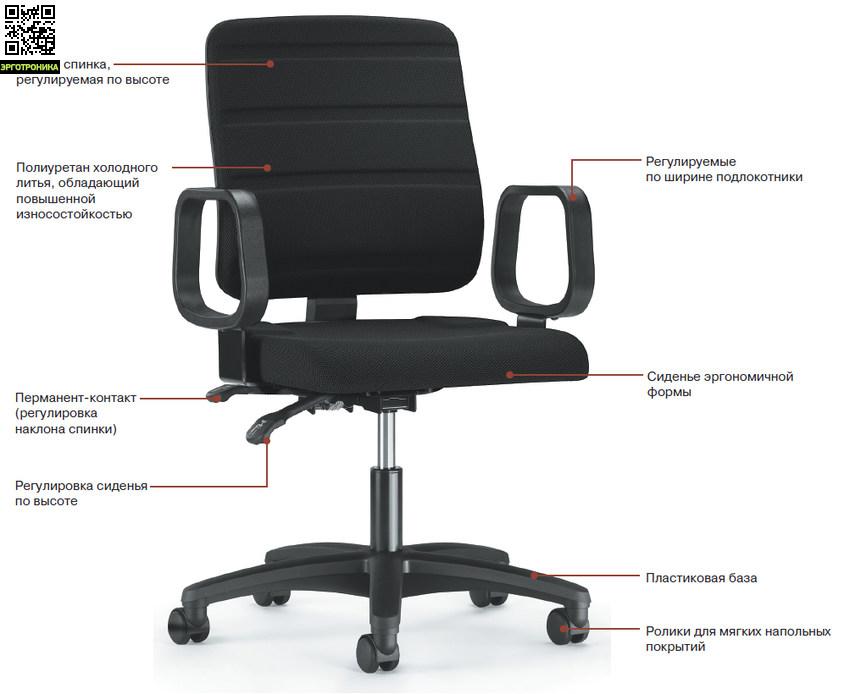 Офисное кресло Your