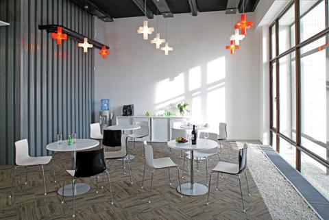Стул для посетителей и конференц-зала Catifa