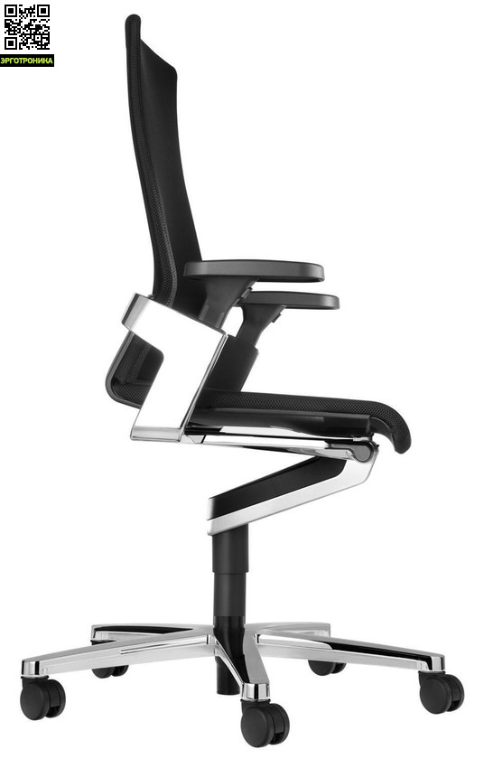 Эргономичное кресло для сотрудников ONКресла персонала<br>Инновационный материал fiberflex<br>динамичное сидение<br>запатентованный механизм Trimension®<br>позволяет двигаться в трех направлениях<br>