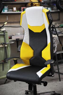 Геймерское кресло WARP РФПЛ FIFA EDITION
