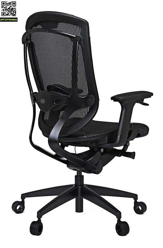 Сетчатое киберспортивное кресло Vertagear Triigger 350 BLACK