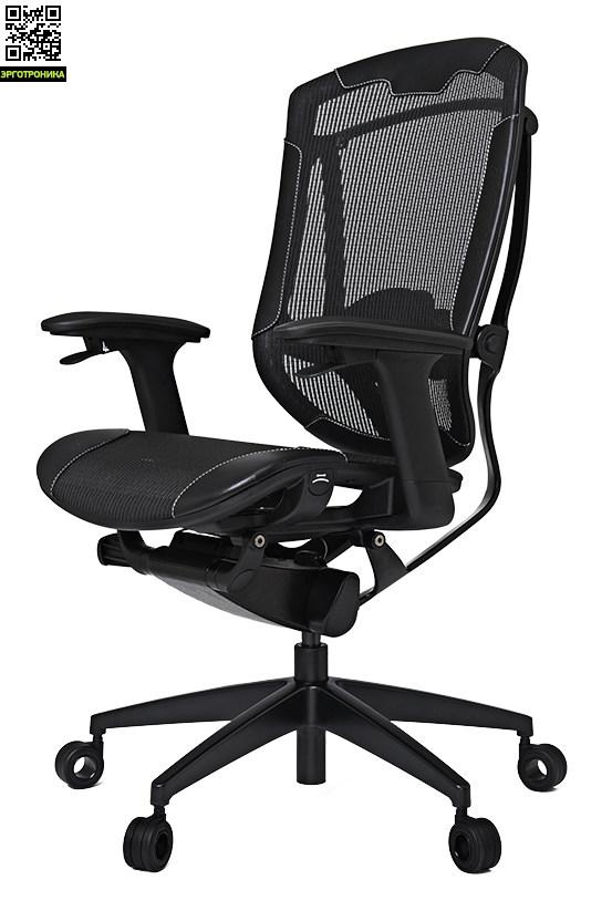 Сетчатое кресло Vertagear Triigger 350 BLACK