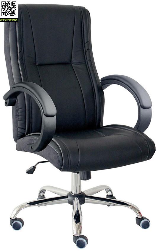 Кресло руководителя OlofКресла руководителя<br>Четкие линии и ничего лишнего.<br>Это кресло прежде всего придется по душе любителям строгой классики. <br>А их среди наших покупателей немало. <br>Ведь черные классические вещи всегда в тренде<br>