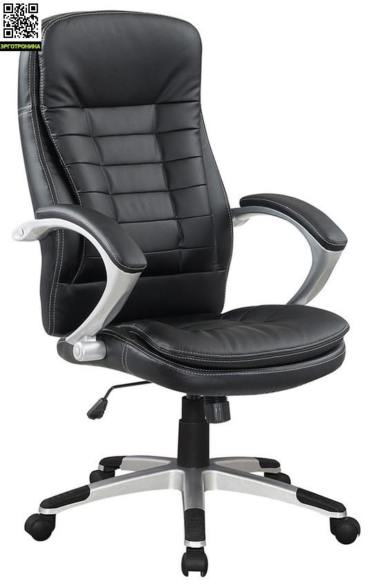 Кресло руководителя RobertКресла руководителя<br>Классическая форма кресла руководителя для большего комфорта дополнена мягким сидением и высокой спинкой с боковой поддержкой спины.<br>