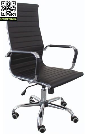 Кресло руководителя KarlКресла руководителя<br>В кресло Karl одновременно присутствует строгость и современный внешний вид.<br>А в сочетании с невысокой ценой этому креслу обеспечена одна из лидирующих позиций по продажам в нашем ассортименте.<br>
