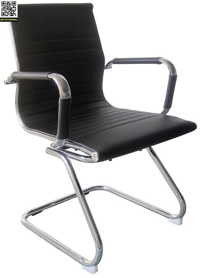 Кресло для посетителей JarickКресла для посетителей<br>Кресло для посетителей Jarick хорошо само по себе. Стильное и современное, оно также отличается повышенным комфортом, что особенно важно в процессе переговоров. А в сочетании с креслом Karl кресло Jarick поможет создать в Вашем офисе гармоничный законченный интерьер.<br>