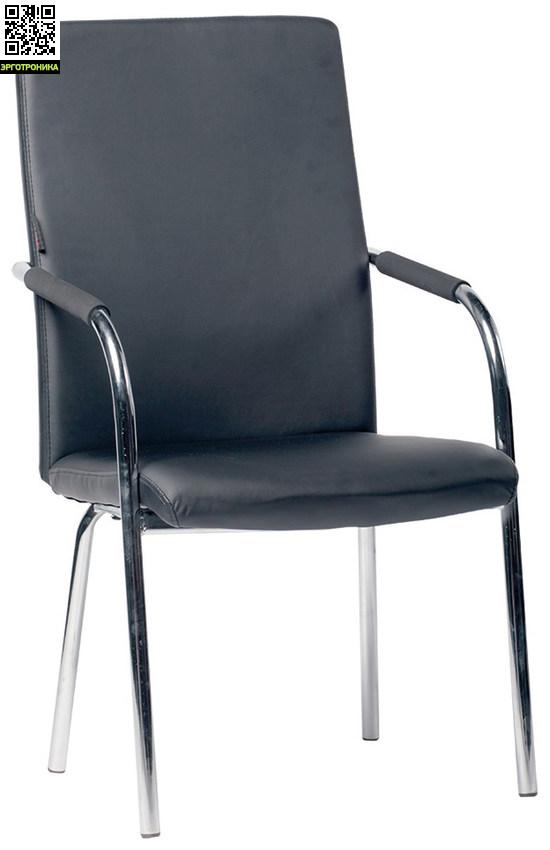 Кресло для посетителей LokiКресла для посетителей<br>Кресло Loki имеет оригинальную конструкцию. Высокая спинка делает его не только удобным, но и презентабельным. Это кресло отлично впишется как в интерьер переговорной комнаты, так и конференц-зала.<br>