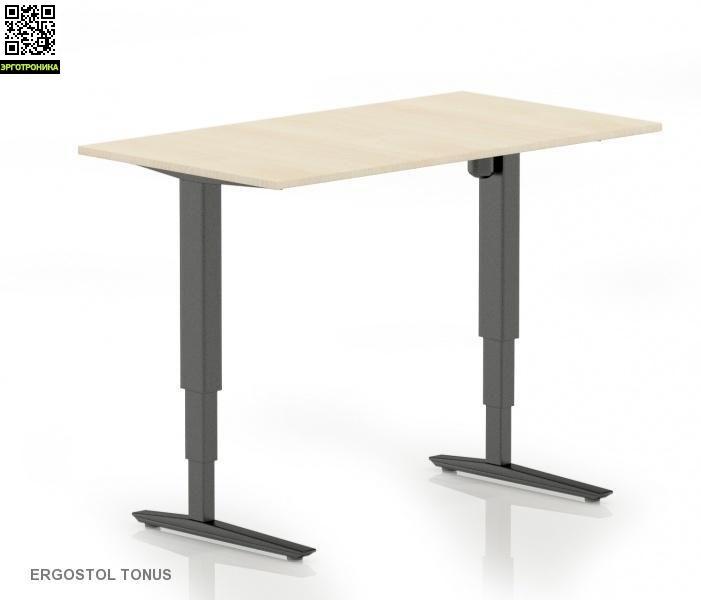 Стол стой/сиди Ergostol Tonus (Стандартные) купить  за 58130 рублей. Отзывы, фото доставка по Москве и России в Эрготронике