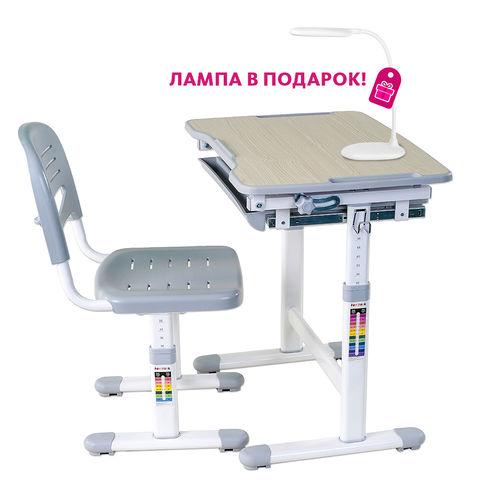 Детская парта и стул для дома FunDesk PICCOLINO