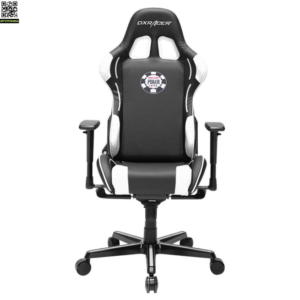 Геймерское кресло DXRacer Special Poker Edition FY181