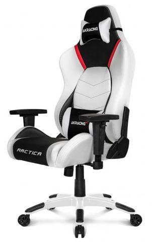 Игровое кресло AKRacing Premium Arctica